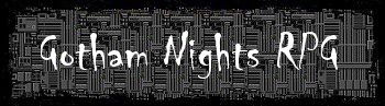 Gotham Nights Logo