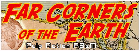 Far Corners Of The Earth